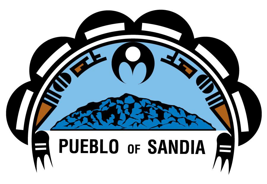 Pueblo of Sandia Logo